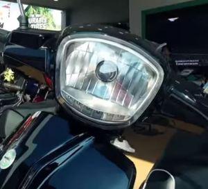 headlamp benelli seta 125