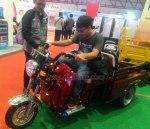 Huadian SAPI 1.2 Red ergonomi