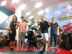 regional public launching new supra gtr150