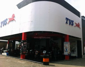 Booth TVS JF2016
