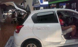 Datsun GO Panca Special Carbon Roof Spoiler