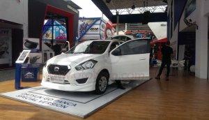 Datsun GO Panca Special Depan kiri
