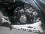 Honda All New CBR150R Aksesoris Terpasang mesin