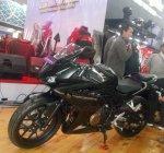 Honda CBR500F Kiri