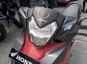 Honda New Supra GTR150 healamp Kiri