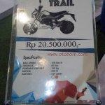 label harga Selis Honda Grom Aka MSX Dijual 20 Jutaan
