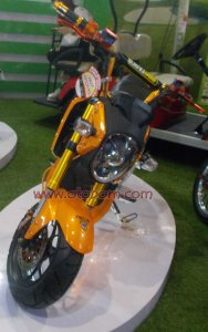 Selis Honda Grom Aka MSX Dijual 20 Jutaan
