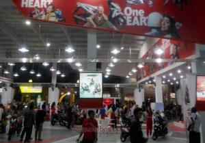 suasana rumah honda jakarta fair 2016