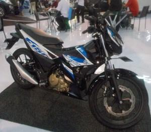 Suzuki new Satria F150 FI