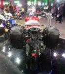 TVS Apache RTR200 Touring belakang