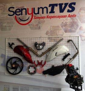 TVS Sparepart 200RTR