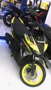 yamaha mio soul gt cargloss yellow