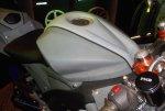 Yamaha R25 V-Rossi fuel