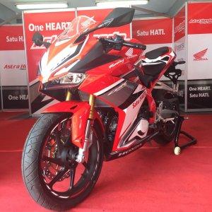 honda all new cbr250rr racing red 2
