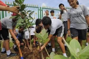 Wuling Motors Tanam 1000 Pohon Untuk Indonesia