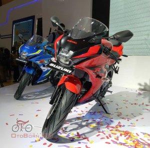 Video Show Suzuki Gsx R150 Merah Jagoan Baru Sis Di Kelas 150cc 0