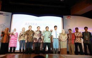 Astra Apresiasi Inovasi Guru Dan Sekolah
