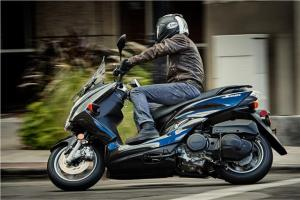 Yamaha S-Max XC155