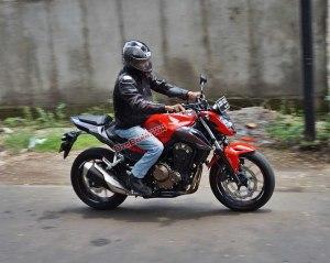 Honda CB500F Versi 2015