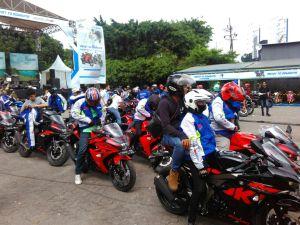 Launch GSX 150 Surabaya 3