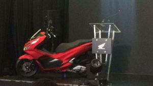 TVC Video Iklan Honda New PCX150 Lokal