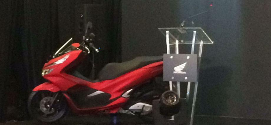 TVC Video Iklan Honda New PCX150 Lokal