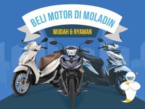 Cara Beli Cash atau Kredit Murah dari Moladin
