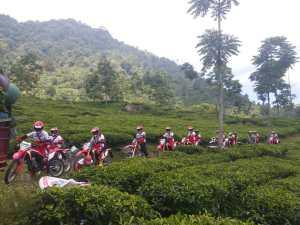 Euforia MXGP Semarang 2,6 Ribuan Bikers Trabas 25 Wilayah Pelosok Indonesia