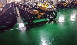 GSXR150 Warna Kuning alias Yellow Edition Sudah Mulai Produksi !