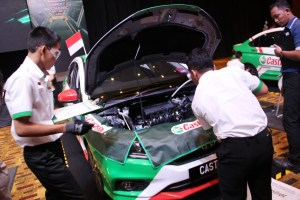 Sudah Berjuang Tim Indonesia Raih Posisi 5 Castrol Asia Pacific Cars Super Mechanic Contest 2018