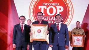 Tekiro Meraih Penghargaan BergengsiTop Digital Public Relation Award 2019