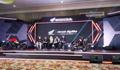 Moge Honda CB650R Indonesia