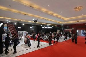 IIMS 2019 : Booth Honda Pamerkan 31 Model Roda Dua