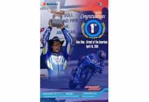 Suzuki Berjaya Di Ajang Balap MotoGP dan AMA Superbike Seri Amerika