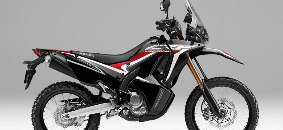 Honda CRF250 RALLY Extreme Black Ngga Hitam Ngga Macho Bray