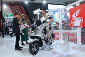 PCX Dan Prestasi Honda di IIMS 2019