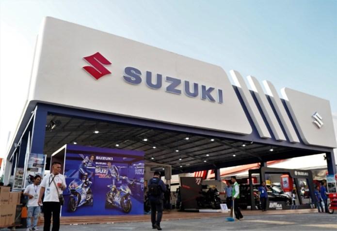 Suzuki PRJ 100% Buat Indonesia