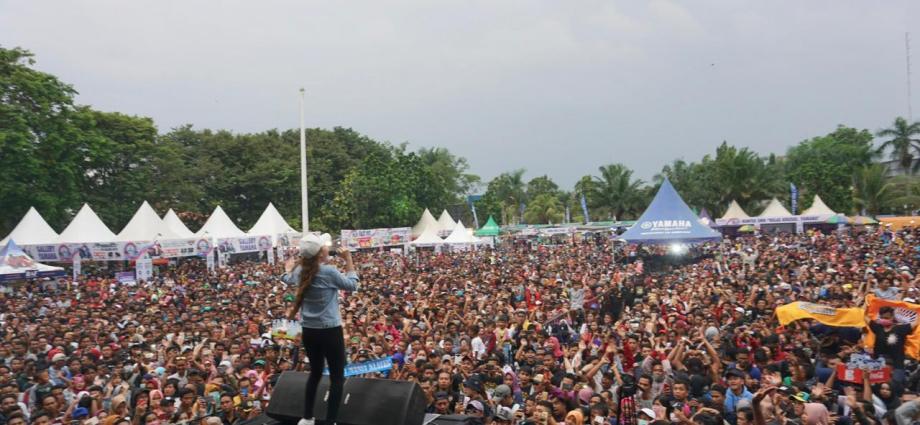 Yamaha Gandeng Nissa Sabyan Nella Kharisma dan Ustad Maulana Meriahkan Jawa Sulawesi