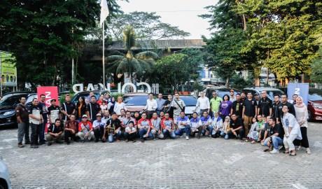 Nissan Motor Indonesia Mengadakan Silaturahmi Dengan Komunitas Pemilik Nissan dan Datsun