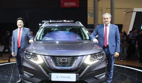 New Nissan X-Trail Rilis di GIIAS 2019 Hari Ini