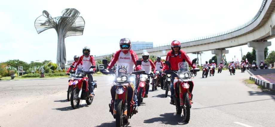 National Honda Roadventure Turing Asik Sambut MXGP