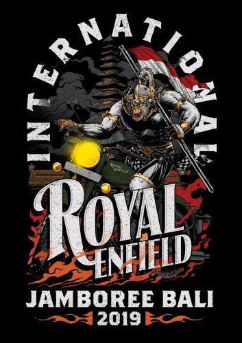 Royal Enfield Jamboree 2019 Digelar di BaliIndonesia Registrasi Segera