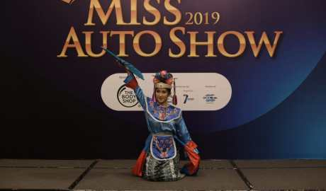Miss Auto Show 2019 Ada 150 SPG Unjuk Gigi