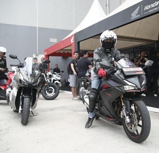 Honda ADV150 Tercatat Memberikan Kontribusi Terbanyak Sebanyak 1.802 Unit