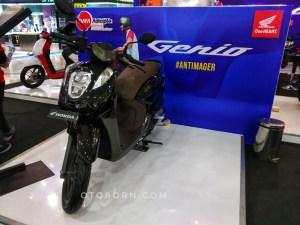 Honda Genio Rilis di Bandung Indah Plaza Harga 1765 Juta CBS dan 18050 Juta ISS