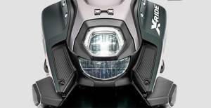 Yamaha X-ride Warna Baru Semakin Mendukung Gaya Berpetualang Masa Kini