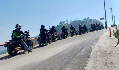 West Java Free Rides Turing ROC Dengan Semangat Nasionalisme di Momen Kemerdekaan RI
