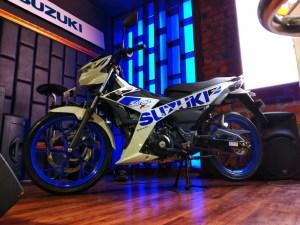 Suzuki Satria F150 Terbaru 2019 Special Edition