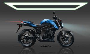 Modifikasi Suzuki GSX 150 Bandit Jadi Seperti Ini Gimana ?