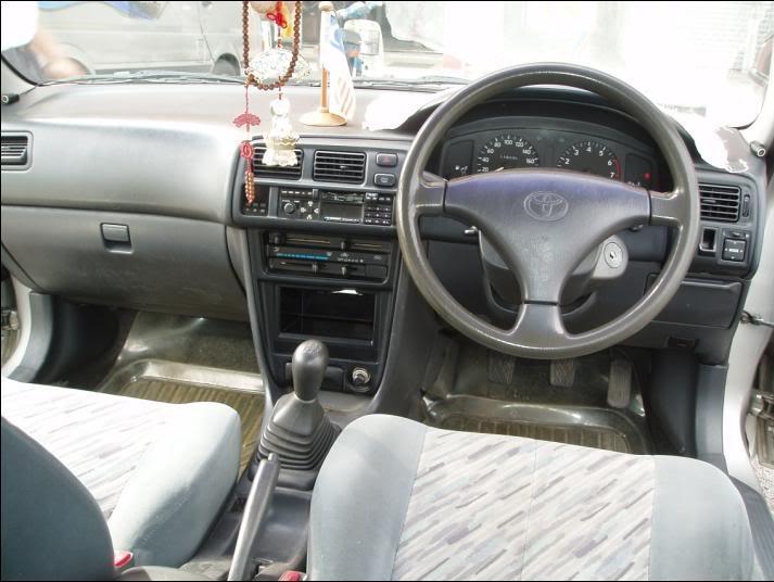 Kelebihan dan Kekurangan Sedan Corolla All New 1.6 AE111